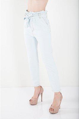 Calça Jeans Bana Bana Clochard Azul