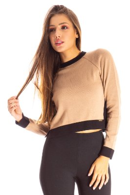 BLUSA TRICOT HAPPY HOUR