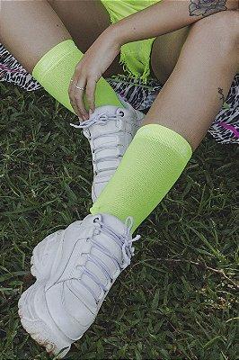 Meia Bana Bana Festival Neon Verde