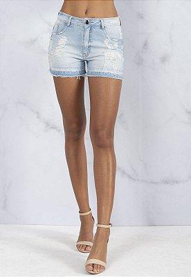 Shorts Jeans Bana Bana Camyla