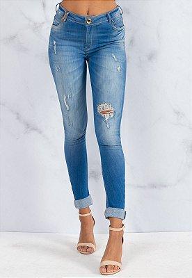 Calça Jeans Bana Bana Jéssica Skinny