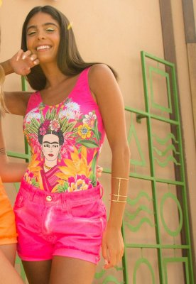 Body Bana Bana Carnaval Girl Power