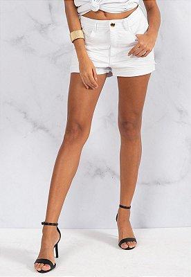 Shorts Jeans Bana Bana Camyla Confort