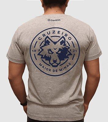 Camisa do Cruzeiro - Maior de Minas