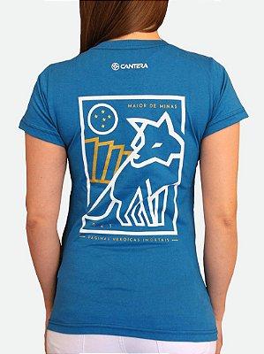 Camisa do Cruzeiro - Raposa Mineirão | Feminina