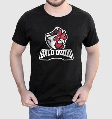 Camisa do Galo - Galo Doido