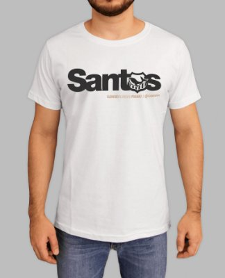 Camisa do Santos - Peixe