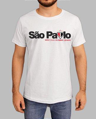 Camisa do São Paulo - Tricolor Paulista