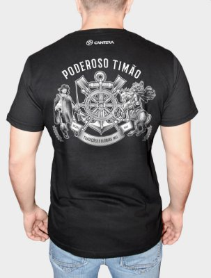 Camisa do Corinthians - Todo Poderoso