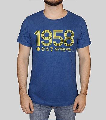 Camisa do Brasil - 1958