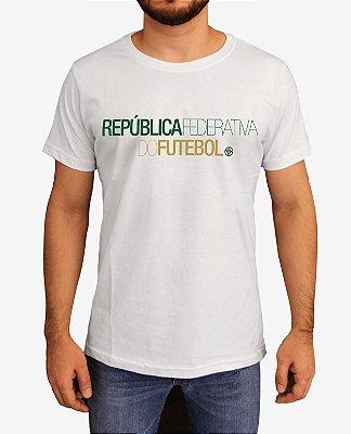 Camisa do Brasil - República Federativa