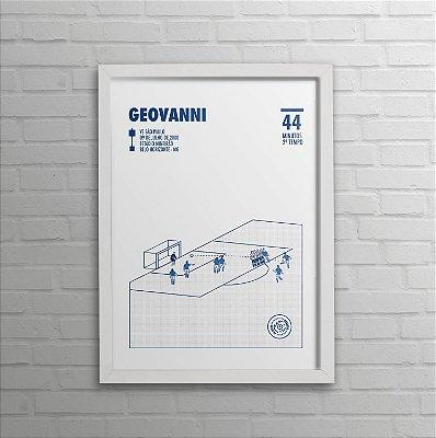 Quadro do Cruzeiro - Geovanni