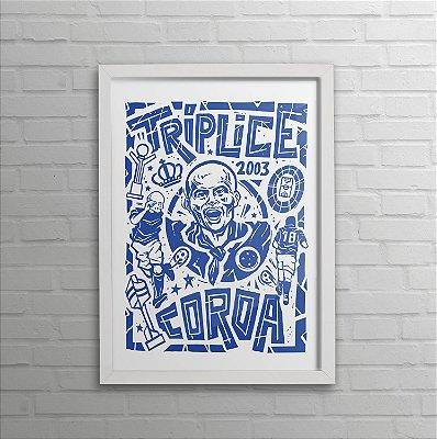 Quadro do Cruzeiro - Tríplice Coroa