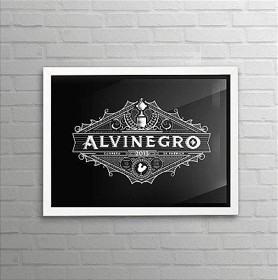 Quadro do Galo - Alvinegro Clássico