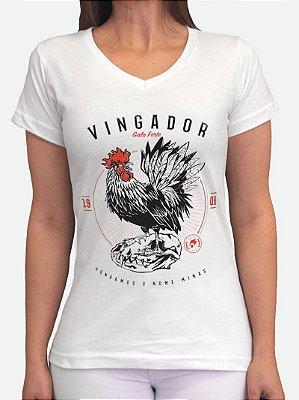 Camisa do Galo - Vingador | Feminino