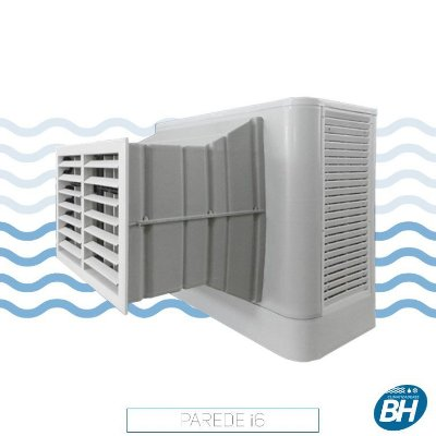 Climatizador Industrial Parede i6