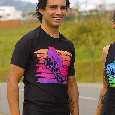 Camisa Running Masculina Vezzo Messenger