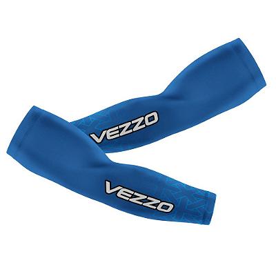 Manguito Masculino Ciclismo Vezzo Concept Blue