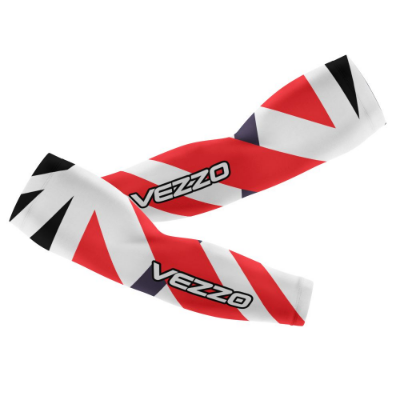 Manguito Masculino Ciclismo Vezzo Exclusive Red