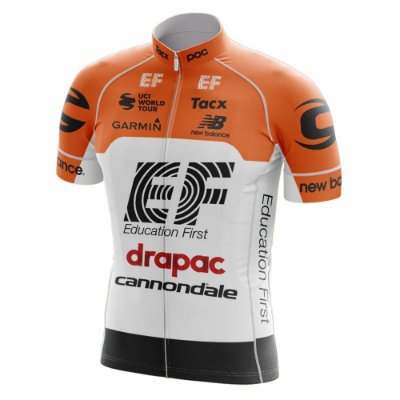 Camisa Ciclismo Mtb Bike Cannondale 2018 Laranja