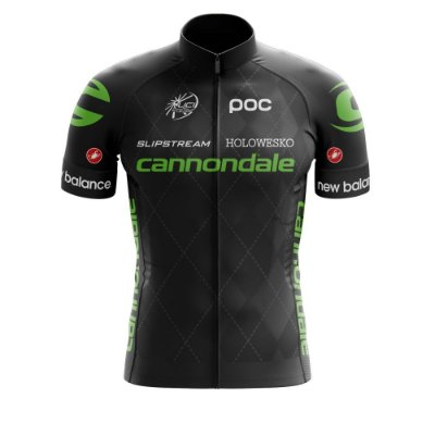Camisa Ciclismo Mtb Bike Cannondale Preta World Tour