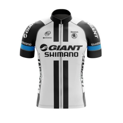 Camisa Ciclismo Mtb Bike GIANT World Tour