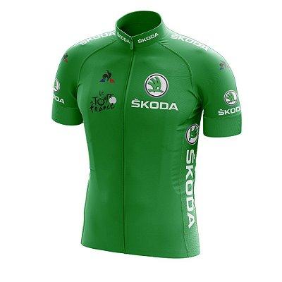 Camisa Ciclismo Tour de France Verde - Sprint