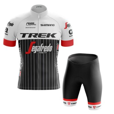 Conjunto Masculino World Tour Trek Branca