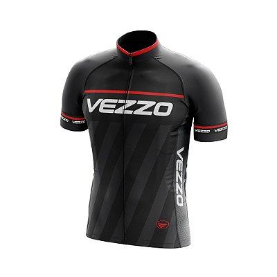 Camisa Masculina VEZZO STORM - Thunder Black