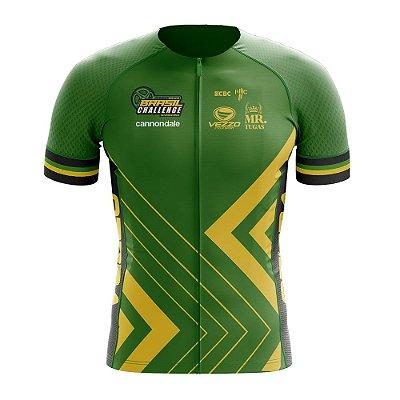 Camisa Biker Oficial Vezzo/Brasil Challenge 2019