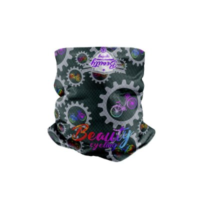 Bandana Multihead Beauty Biker