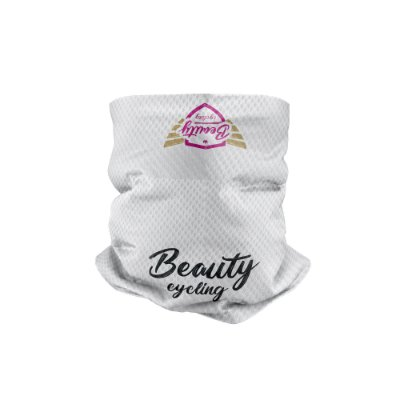 Bandana Multihead Beauty White