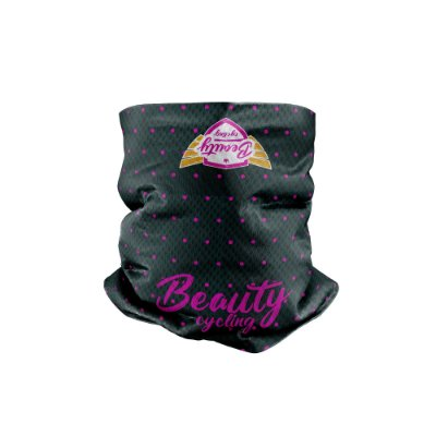 Bandana Multihead Beauty Vintage Black