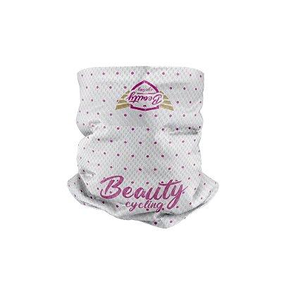 Bandana Multihead Beauty Vintage White