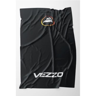 Bandana Multihead Vezzo Basic Black