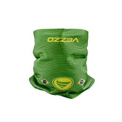 Bandana Multihead Vezzo Brasil Verde