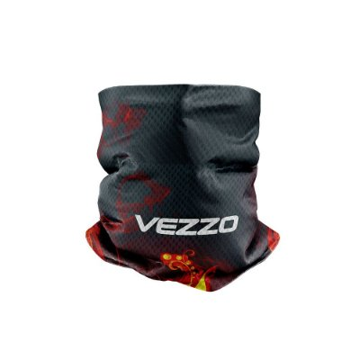 Bandana Multihead Vezzo Fire