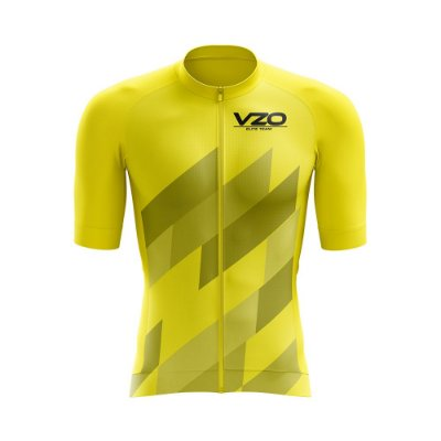Camisa Race Aero - Vezzo Guide Yellow