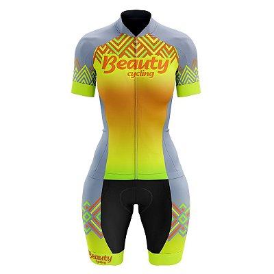 Macaquinho Ciclismo MTB Beauty Summer