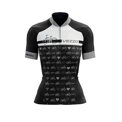 Camisa Ciclotour Feminina Vezzo Age