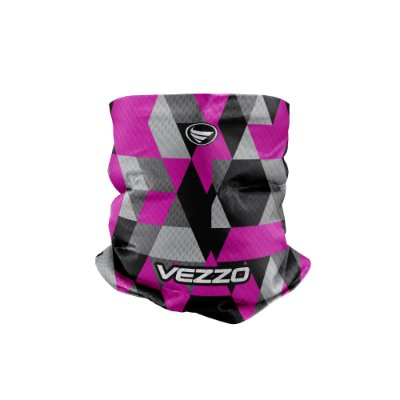 Bandana Multihead Vezzo Adamant Pink