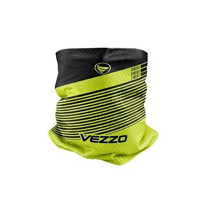 Bandana Multihead Vezzo Rend Amarelo Fluor