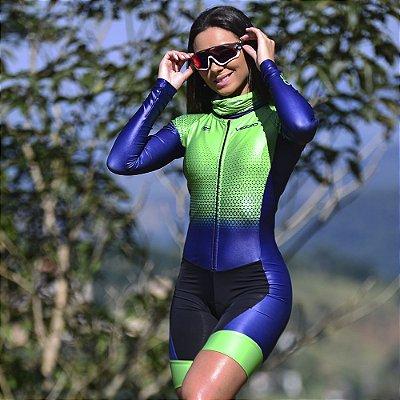 Macaquinho Ciclismo Vezzo LUCE