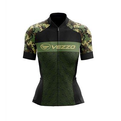 Camisa Ciclotour Feminina Vezzo MISTERO