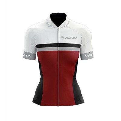 Camisa Ciclotour Feminina Vezzo SFIDA