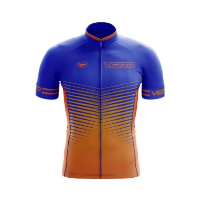 Camisa Ciclotour Masculina Vezzo FORCE