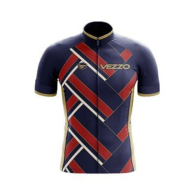 Camisa Ciclotour Masculina Vezzo DECISION