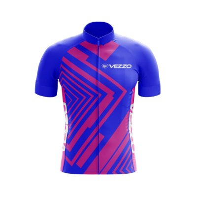 Camisa Ciclotour Masculina Vezzo MANNER