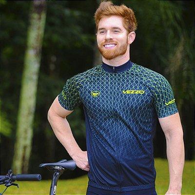 Camisa Ciclotour Masculina Vezzo FUTURE