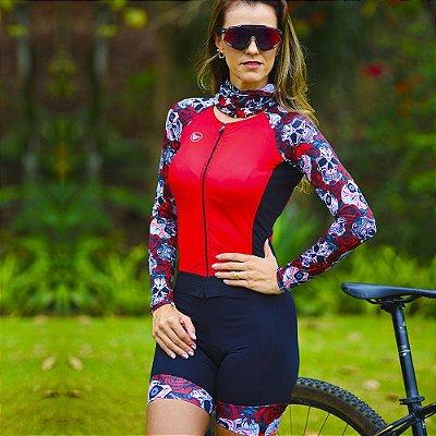 Macaquinho Ciclismo Carbon - PASSION